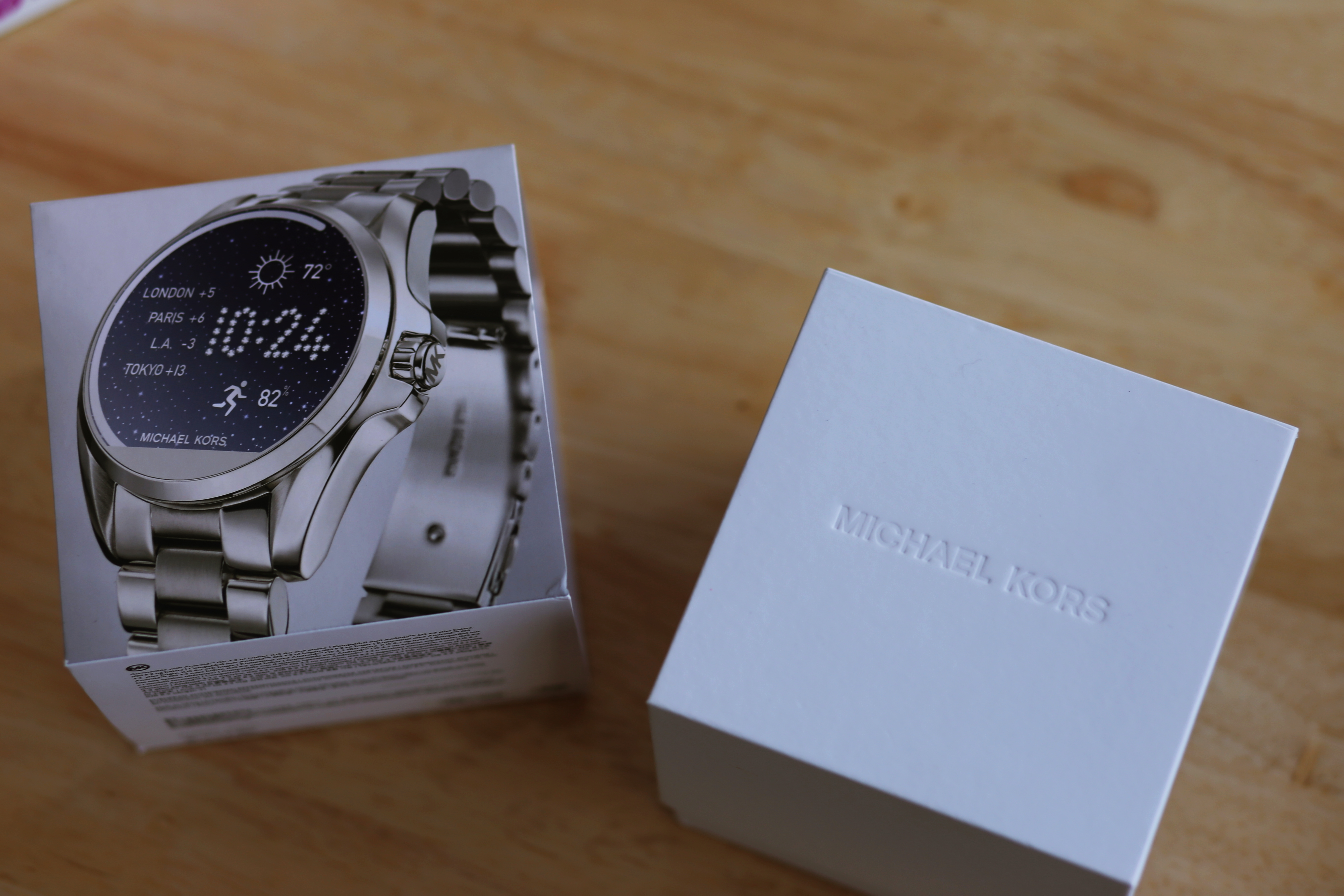 Michael Kors Android Smart Watch: Review