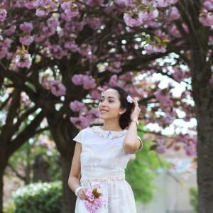 The Last Cherry Blossom tree