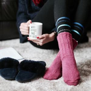Snug and cosy in winter season